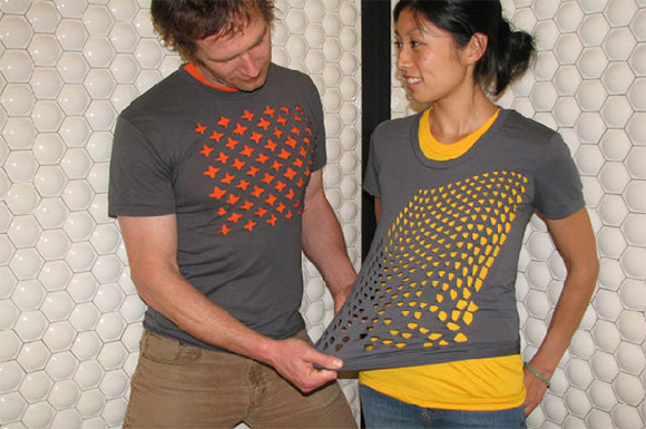 laser cut t shirts tech gadget blog. Black Bedroom Furniture Sets. Home Design Ideas